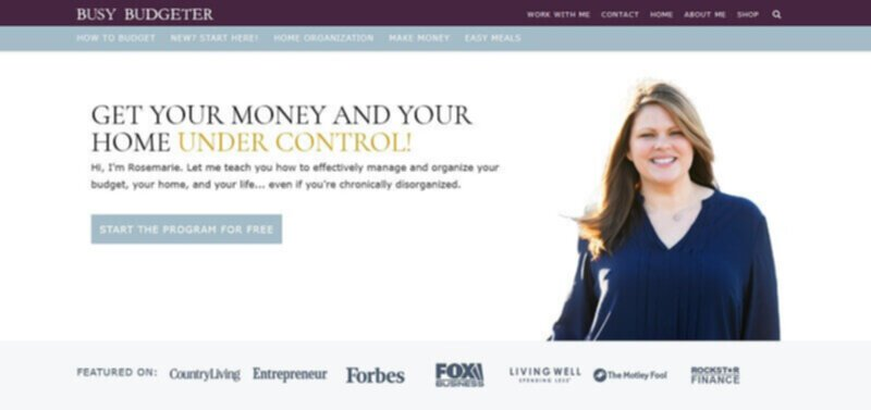 Rosemarie Groner highest paid blogger