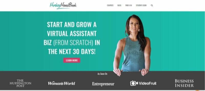 Gina Horkey highest paid blogger