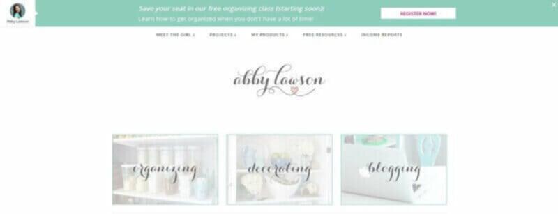 Abby Lawson highest paid blogger