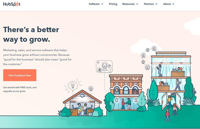 Hubspot - email marketing software