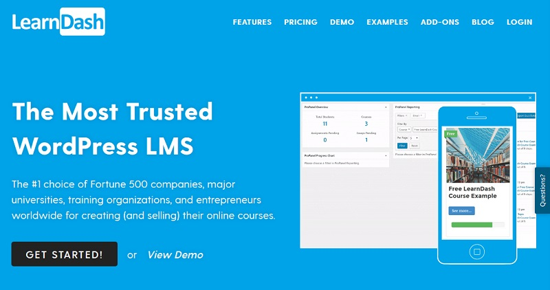 LearnDash WordPress LMS