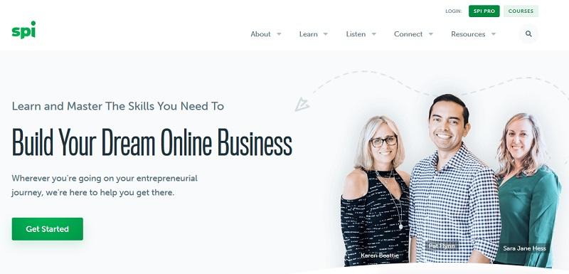 SmartPassiveIncome - making money online blogging