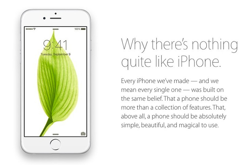 Why there's nothing quite like iphone