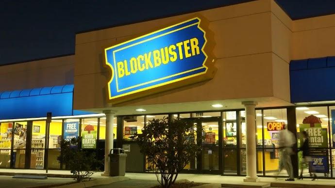 blockbuster company
