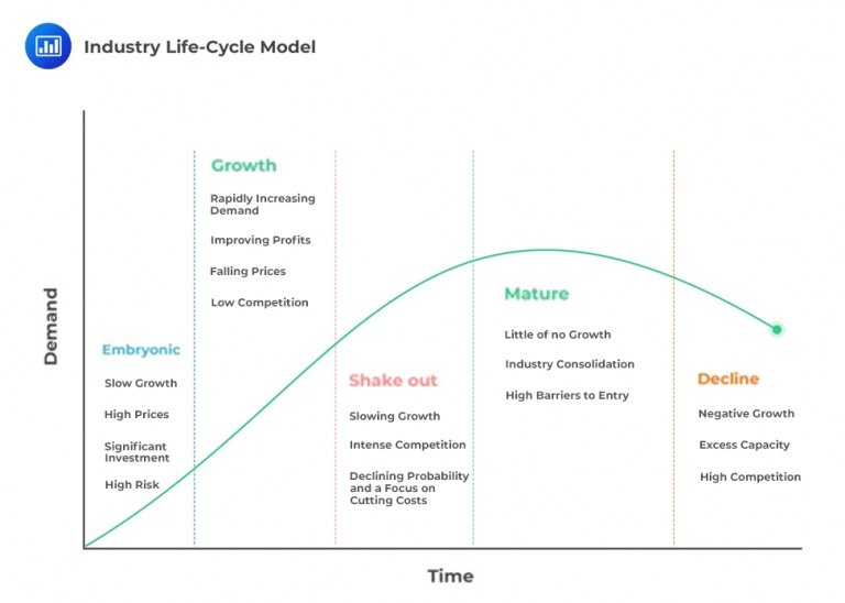industry life cycle model