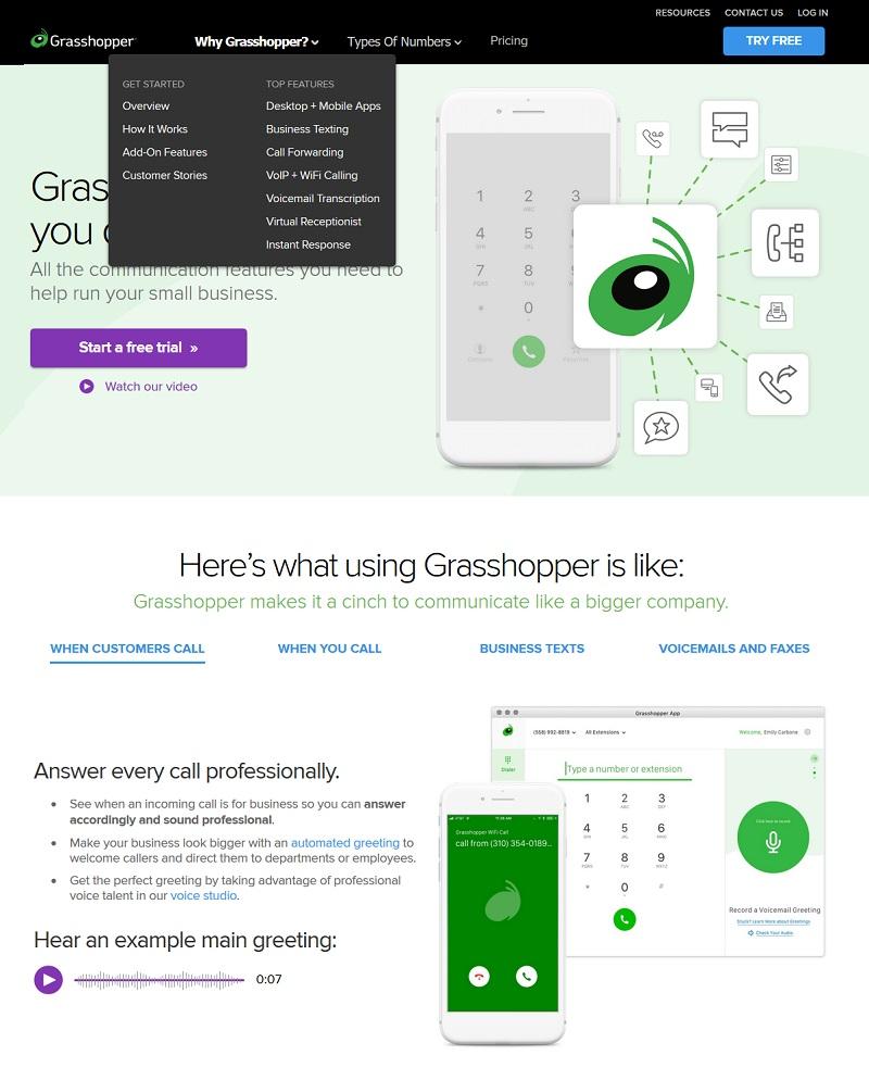 Grasshopper - how it works