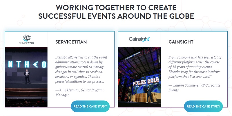 Working together to create successful events around the globe