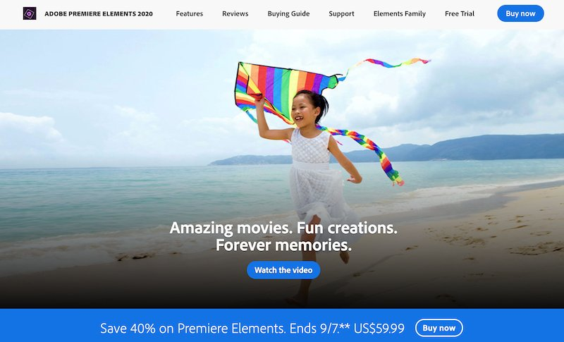 adobe premiere elements video editing software for beginners