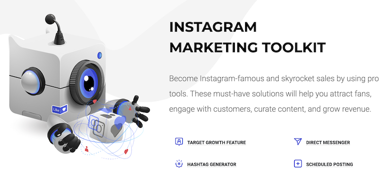 ingramer instagram marketing toolkit