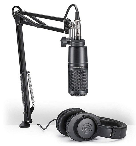 Audio-Technica AT2020PK Microphone Pack