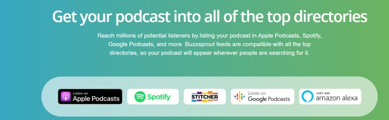 Free Podcast Hosting Buzzsprout