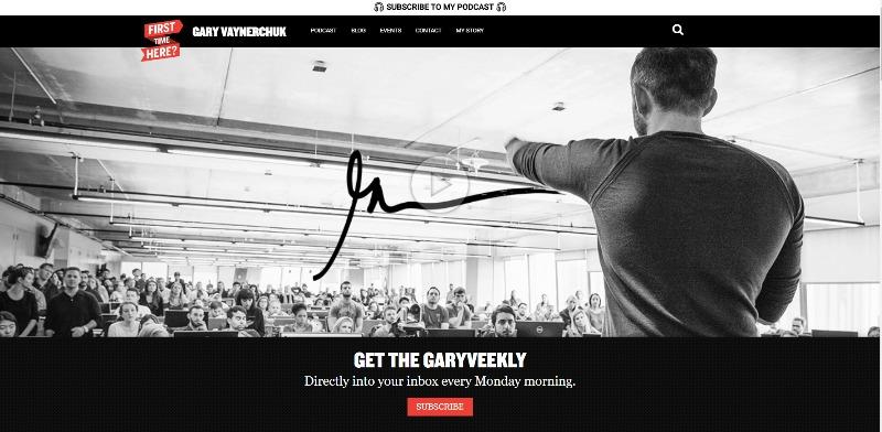 Gary Vaynerchuk influencer