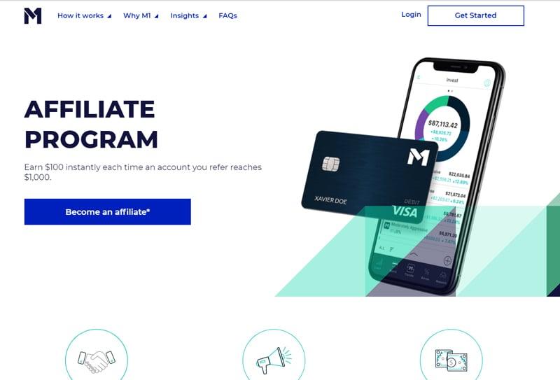 M1Finance Affiliate Programs