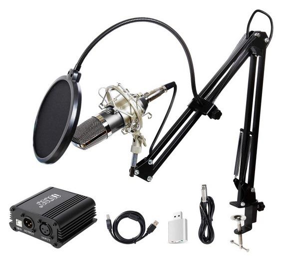 TONOR Pro Condenser Microphone starter kit