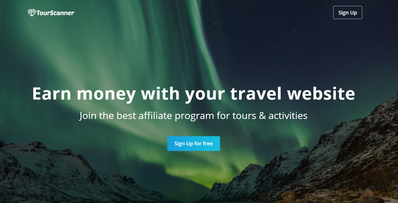 Tourscanner Affiliate Programs
