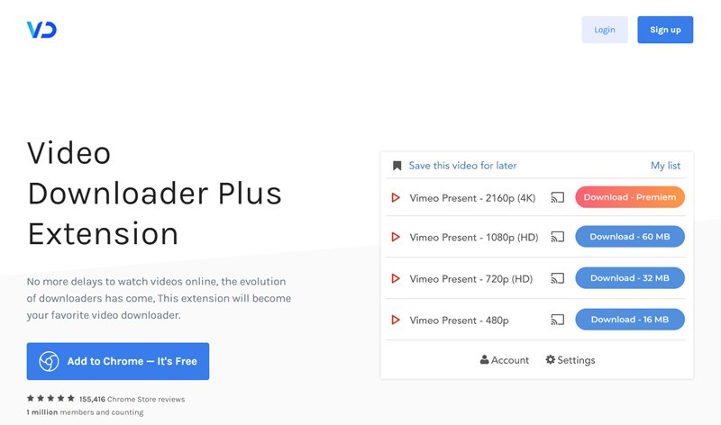 Video Downloader Plus All-round Versatile Browser Add-on for Downloading YouTube Videos
