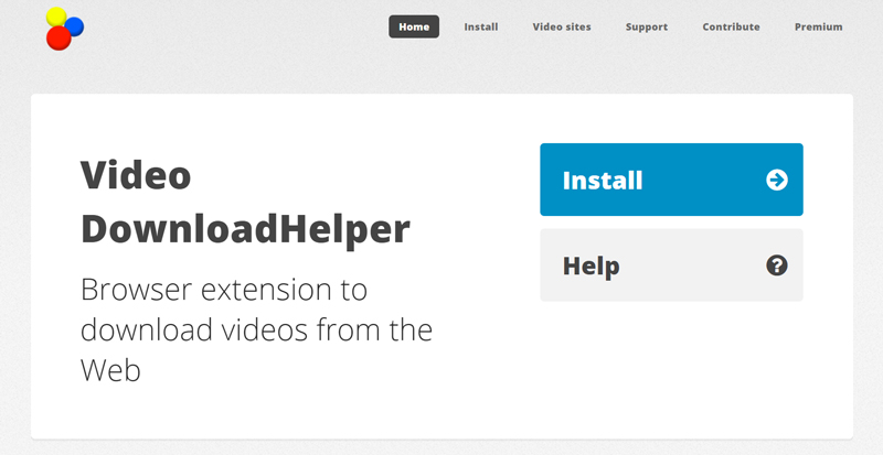 Video Downloadhelper Most Preferred Browser Add-on with Advanced Features for Downloading YouTube Videos