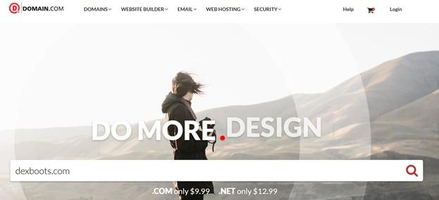 domain.com domain search for online shop