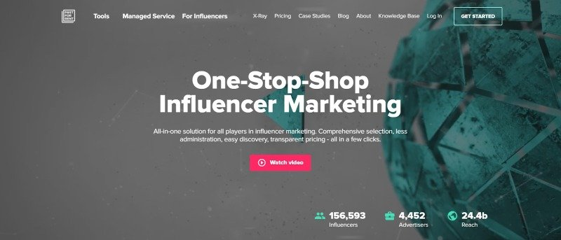 post for rent one-stop-shop influencer marketing