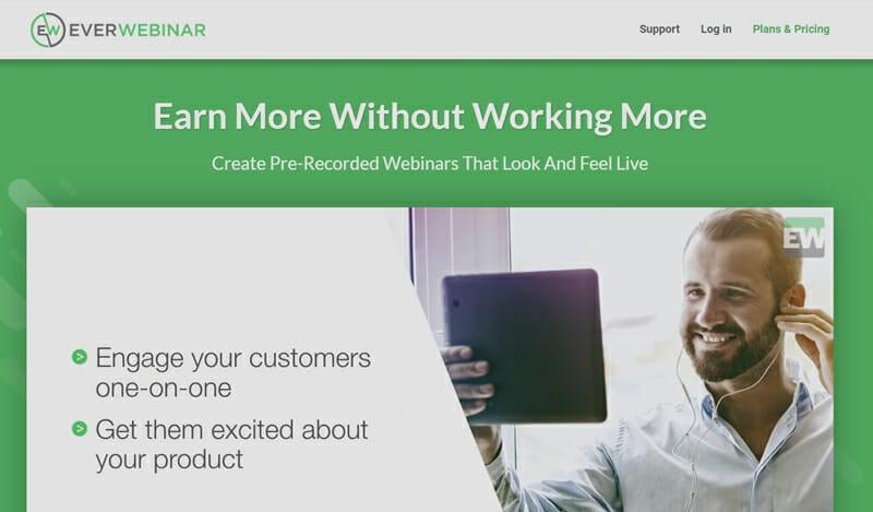 Everwebinar the Best Platform to Host Your Webinar