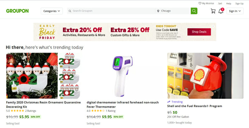 Groupon Sales Funnel Examples and Templates You Can Copy