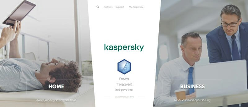 Kaspersky Best Cybersecurity Software Products for Secure Online Banking.