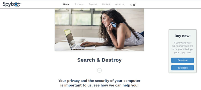 Spybot Best Spyware Removal Software for Protecting Your Privacy.