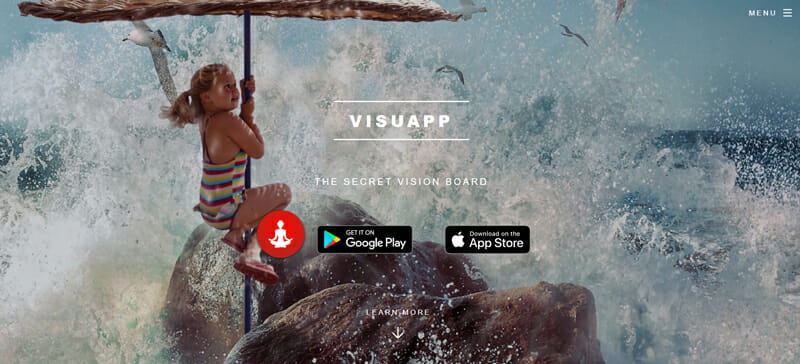 Visuapp Most Preferred Online Vision Board Platform with Unique Features.