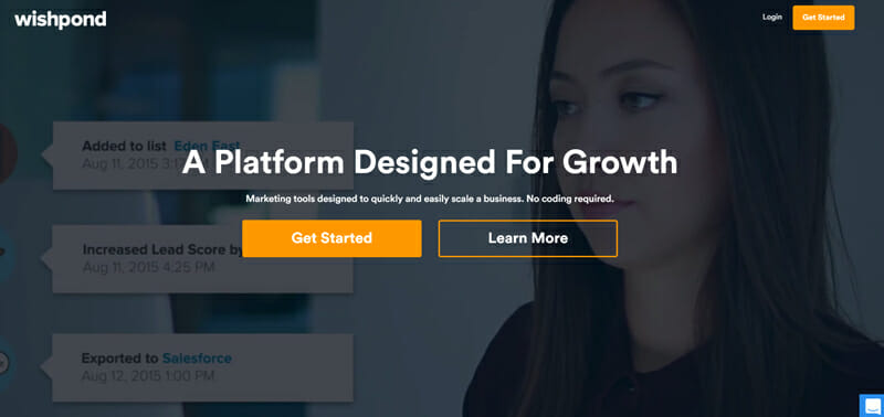 Wishpond #1 Marketing Funnel Software to Get your Campaigns Up, Sync Emails, and Generate Sales.