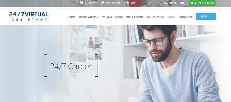 24/7 Virtual Assistant Best freelance  job platform for virtual assistants to find work from home jobs.