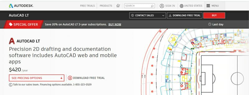 AutoCAD LT The Most Cost Effective Drawing, Drafting, and Documentation Software.