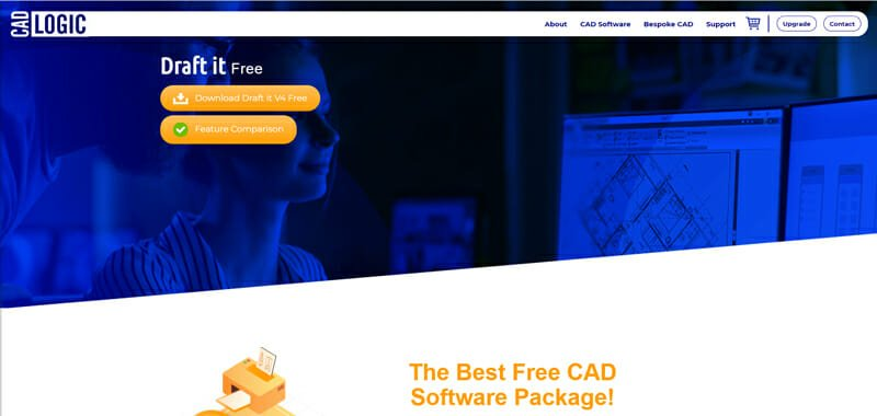 Draft It The Most Unlimited and Fully Featured 2D CAD Drawing Software.