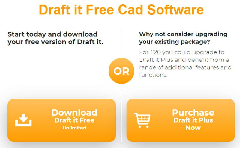 Draft It V4 is a free floor plan software.
