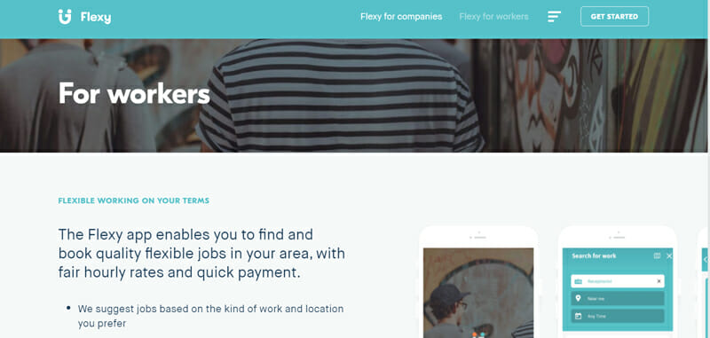 Flexy Best freelance marketplace for freelance customer service reps to find work.