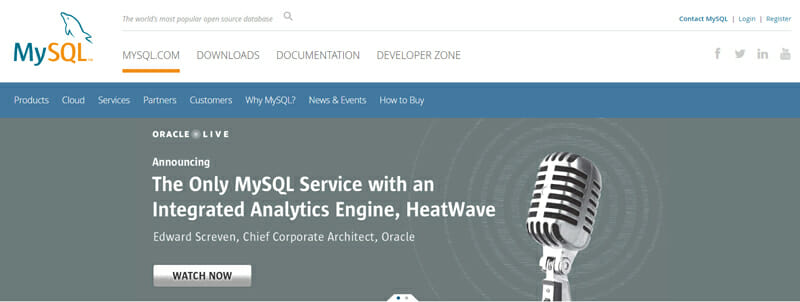 MySQL A Secure and Reliable SQL Database Software for Both Individual and Enterprise Needs.
