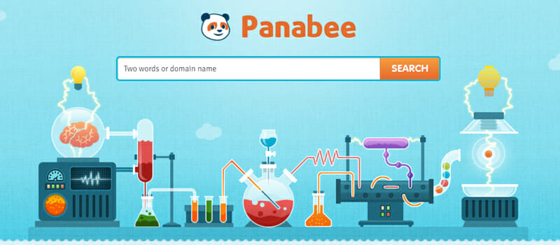 Panabee Best company name lookup to find unforgettable business name suggestions for your startup.