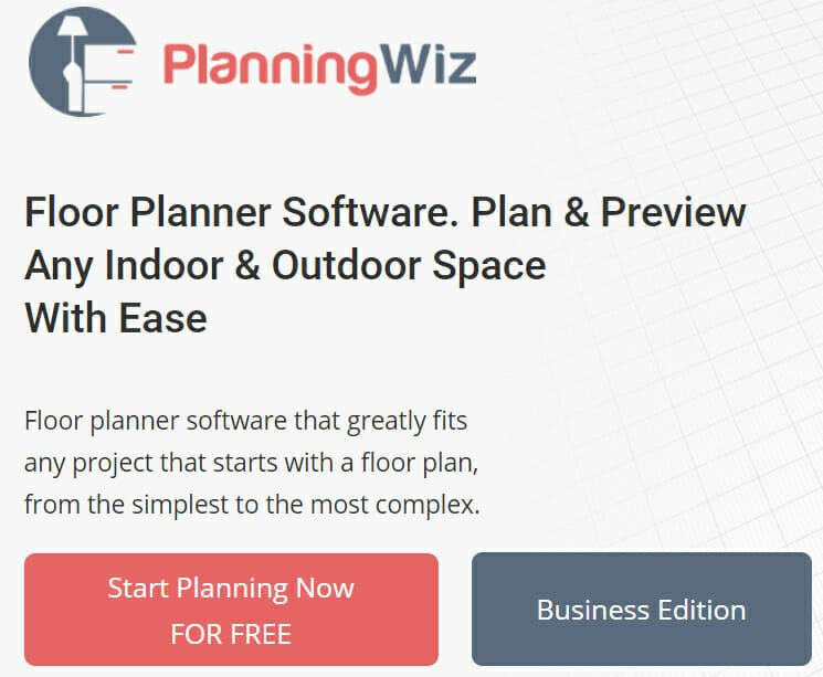 Pricing of PlanningWiz Floor Planner