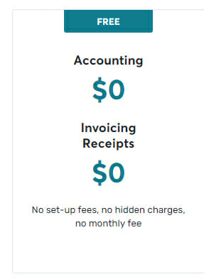 Pricing of Wave accounting