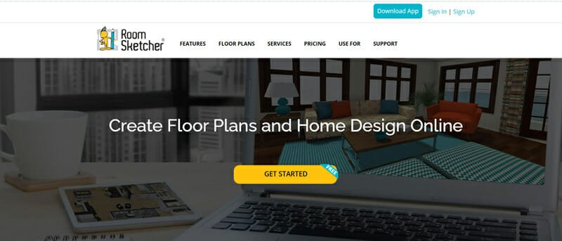 RoomSketcher The Most Innovative Floor Plan Software for Panoramic Real Estate Property Designs and Office Projects.