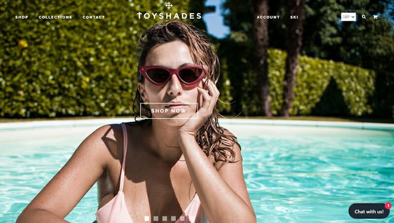 Toyshades-Niche: Trendy Shades