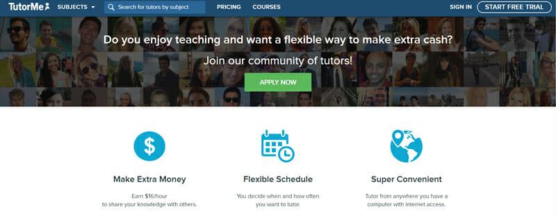 TutorMe Best online platform for freelance tutors worldwide to find work.