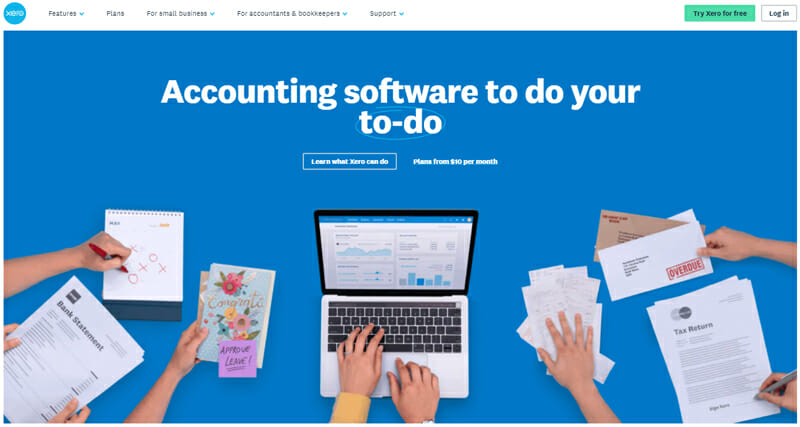 Xero Accounting Software With the Best Integration Options.