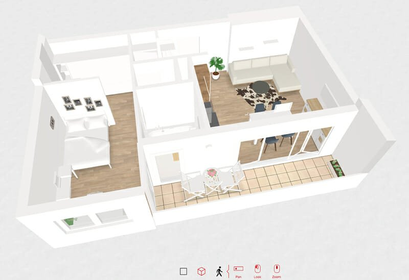 Configuring products in photo-realistic 3D on all sales channels.