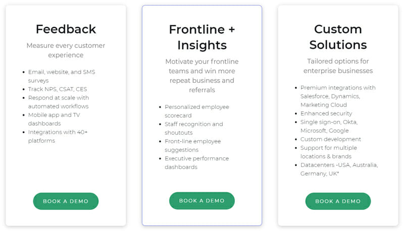 Asknicely Pricing Plan