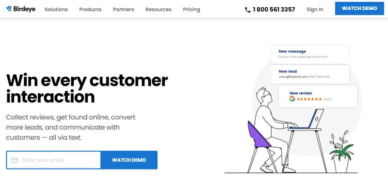 Birdeye Best Online Survey Software for Small Businesses