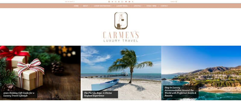 Carmen Edelson Home page