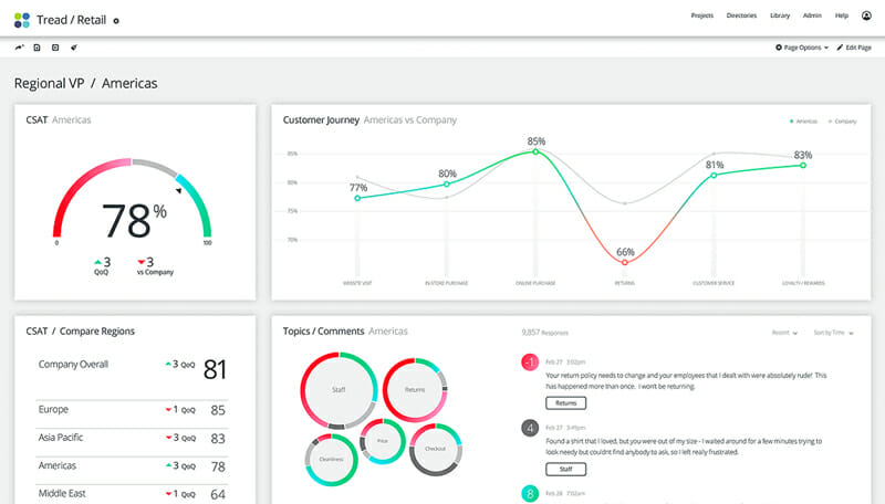 CompareCamp Reporting and Data Analysis