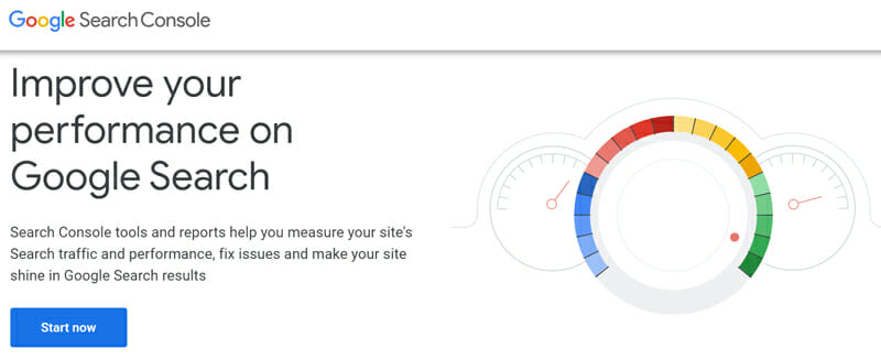 Google Search Console complete website analysis