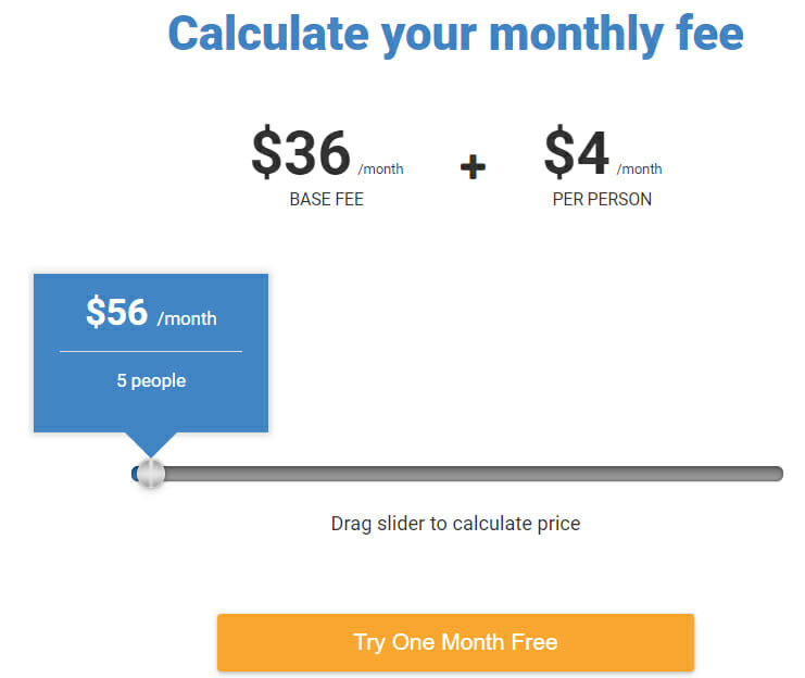 Onpay pricing