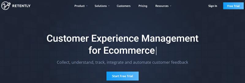 Retently Most Suitable Online Survey Software for Measuring Surveys